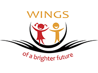 wings of a brighter future